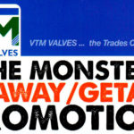 Enter VTM Valves' Monster Giveaway/Getaway Promotion
